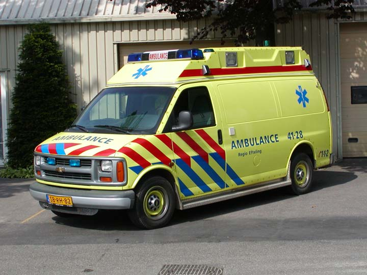 chevrolet ambulans #3