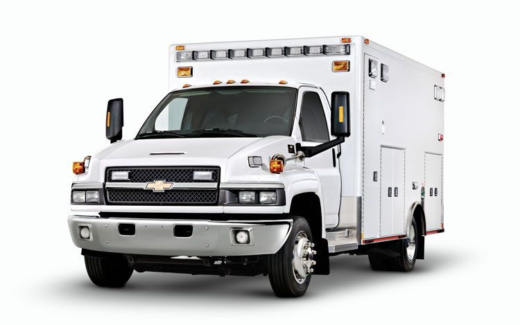 chevrolet ambulans #5