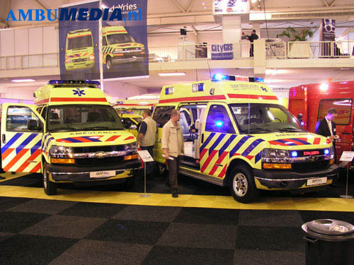 chevrolet ambulans #8