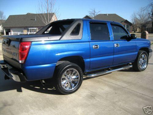 chevrolet avalanche ls #6
