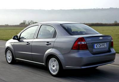 chevrolet aveo 1.4 at-pic. 2
