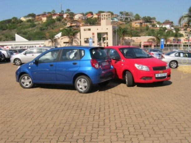 chevrolet aveo 1.6 l hatch-pic. 3