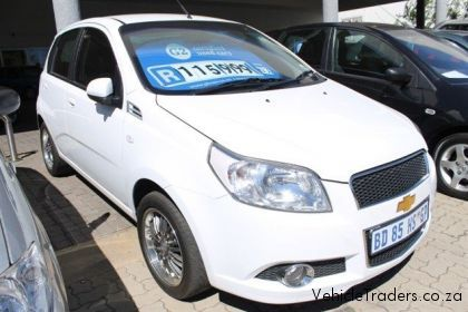 chevrolet aveo 1.6 ls hatch #5