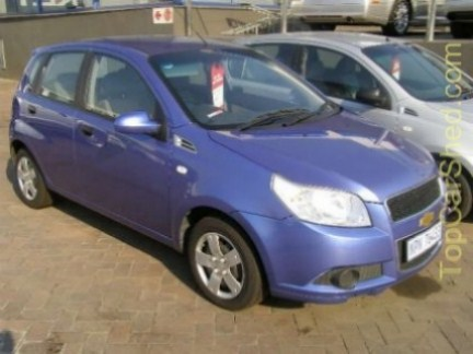 chevrolet aveo 1.6 ls hatch #6