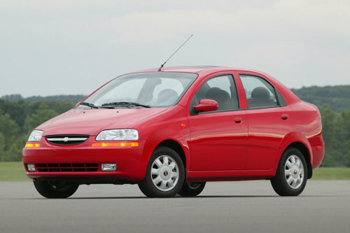 chevrolet aveo ls sedan-pic. 3