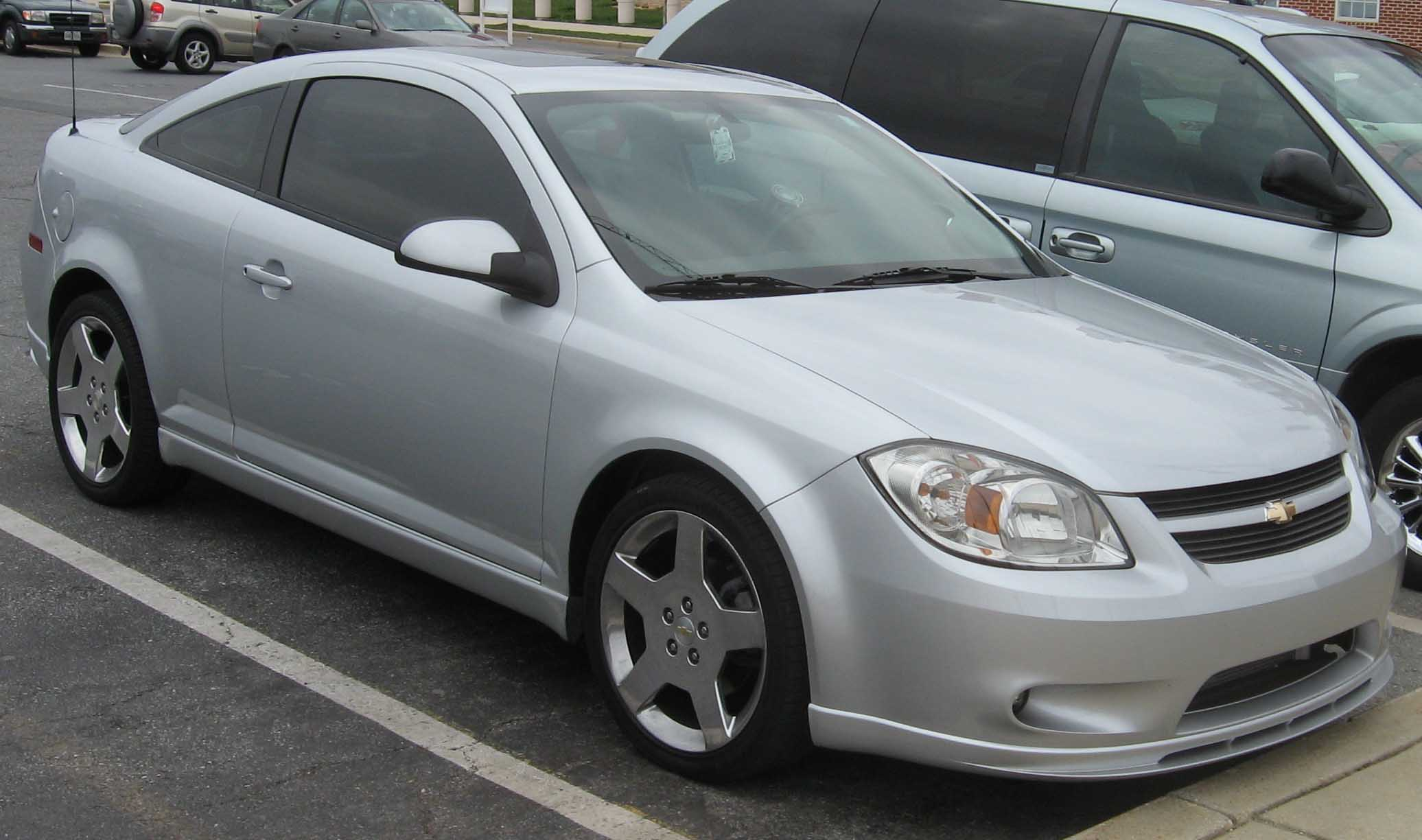 chevrolet cobalt coupe-pic. 3