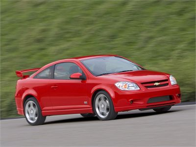 chevrolet cobalt ss supercharged coupe-pic. 2
