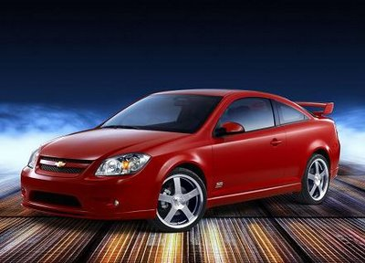 chevrolet cobalt ss turbocharged coupe-pic. 3