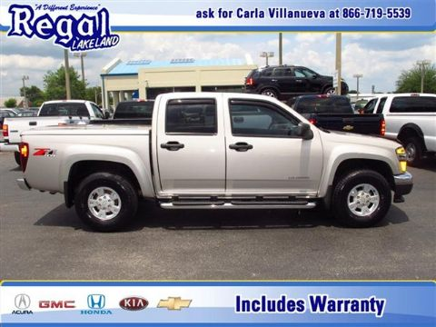 chevrolet colorado crew cab 4wd #3