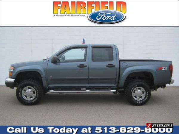 chevrolet colorado crew cab 4wd #4