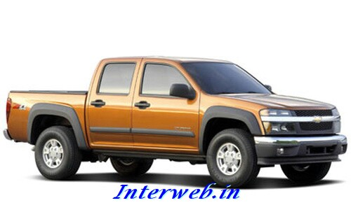 chevrolet colorado crew cab 4wd #5