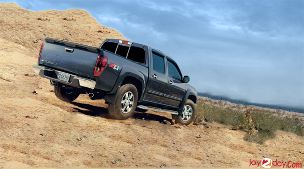chevrolet colorado crew cab 4wd #6