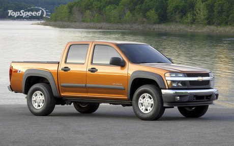 chevrolet colorado extended cab #8