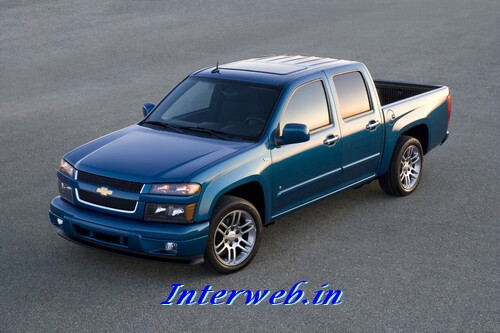 chevrolet colorado extended cab 4wd-pic. 3