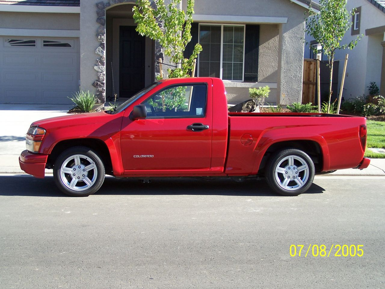 chevrolet colorado regular cab-pic. 1