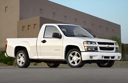 chevrolet colorado regular cab-pic. 3