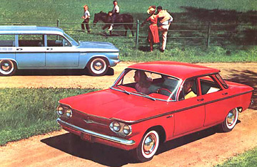 chevrolet corvair #0