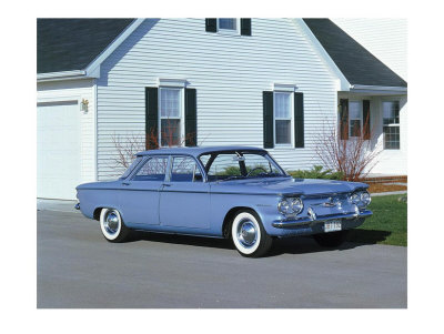 chevrolet corvair #1