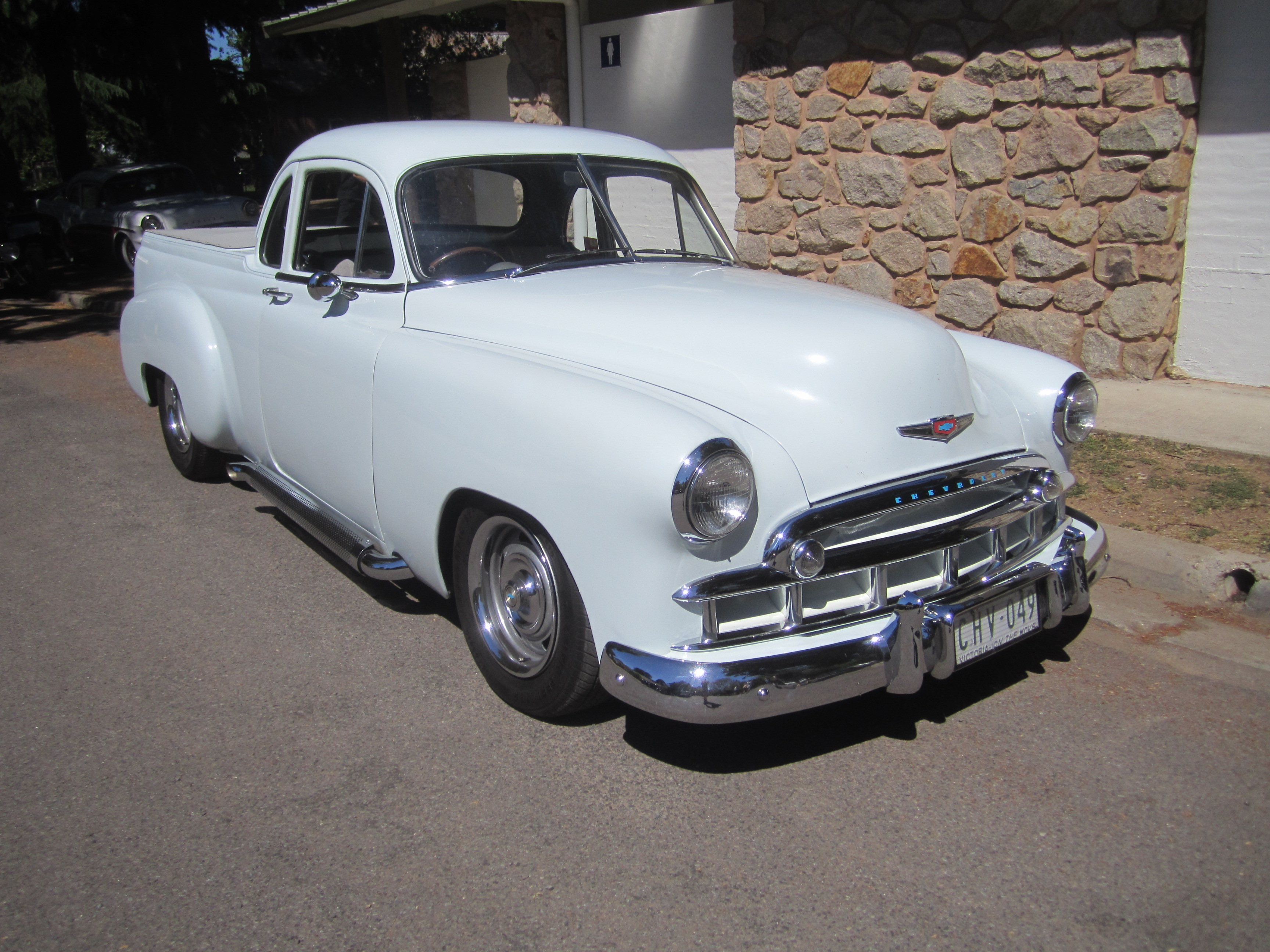 chevrolet coupe utility #0