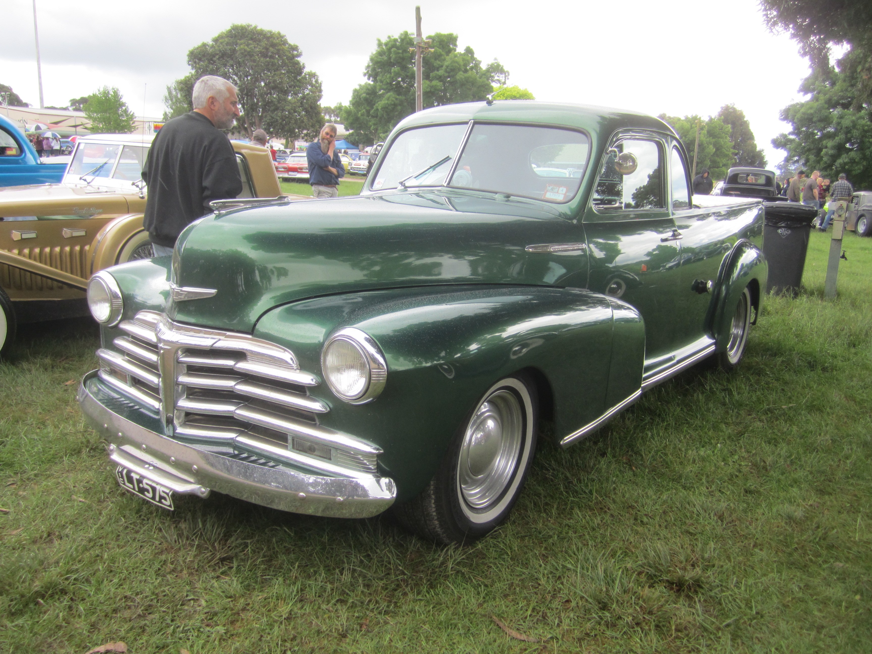 chevrolet coupe utility #1