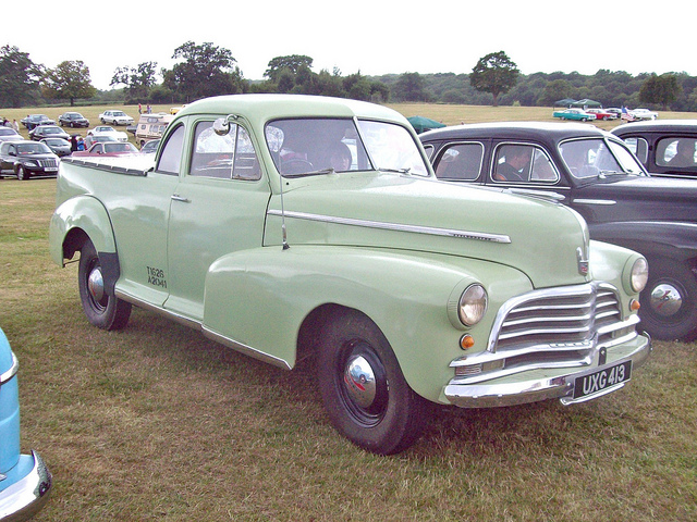 chevrolet coupe utility #5