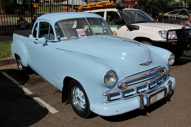 chevrolet coupe utility #7