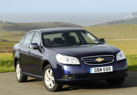 chevrolet epica 2.5 at