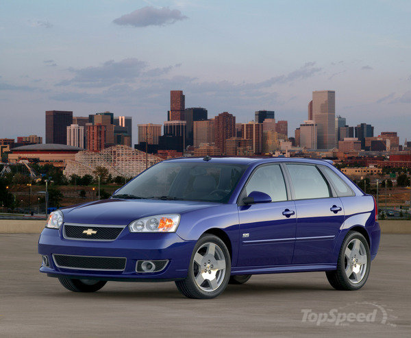chevrolet malibu maxx ss photos and comments. Black Bedroom Furniture Sets. Home Design Ideas