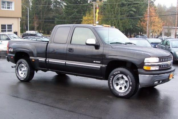 chevrolet silverado 1500 extended cab 4wd-pic. 1
