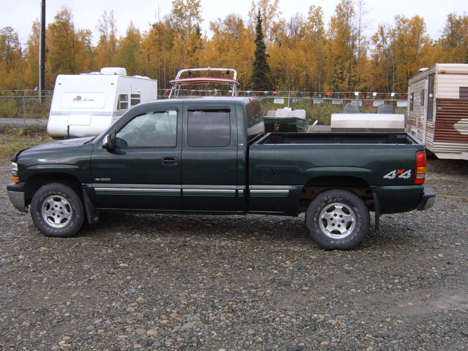 chevrolet silverado 1500 extended cab 4wd-pic. 2
