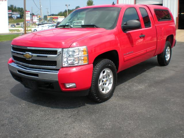 chevrolet silverado 1500 extended cab 4wd-pic. 3