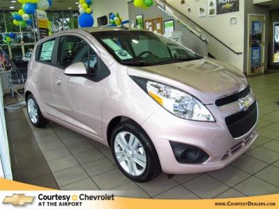 chevrolet spark hatch