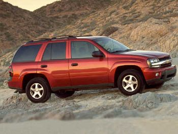 chevrolet trailblazer 4wd-pic. 1