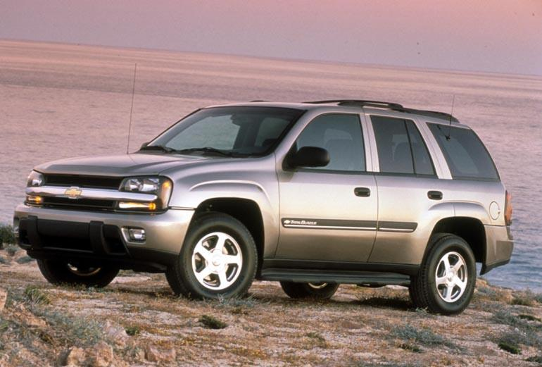 chevrolet trailblazer lt-pic. 1