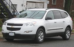 chevrolet traverse-pic. 1