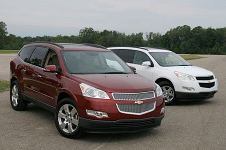 chevrolet traverse-pic. 3