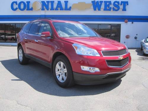 chevrolet traverse 2lt awd-pic. 3