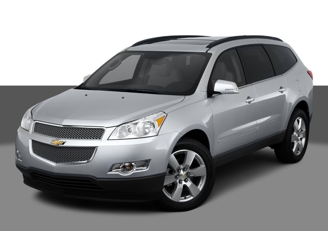chevrolet traverse ltz awd-pic. 3