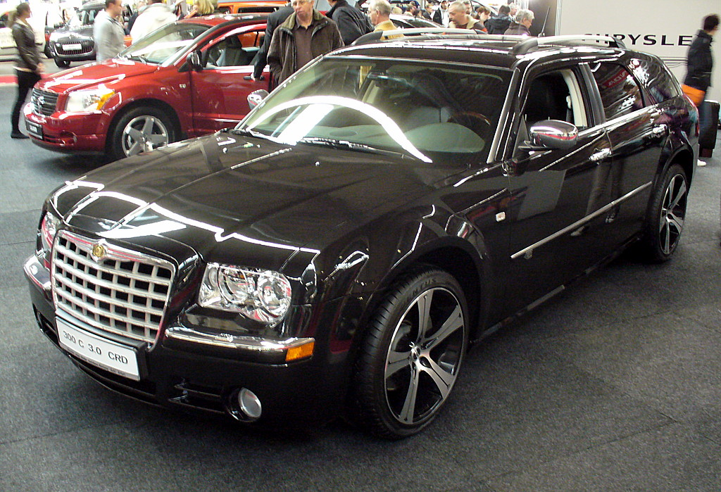 chrysler 300 c crd touring #1
