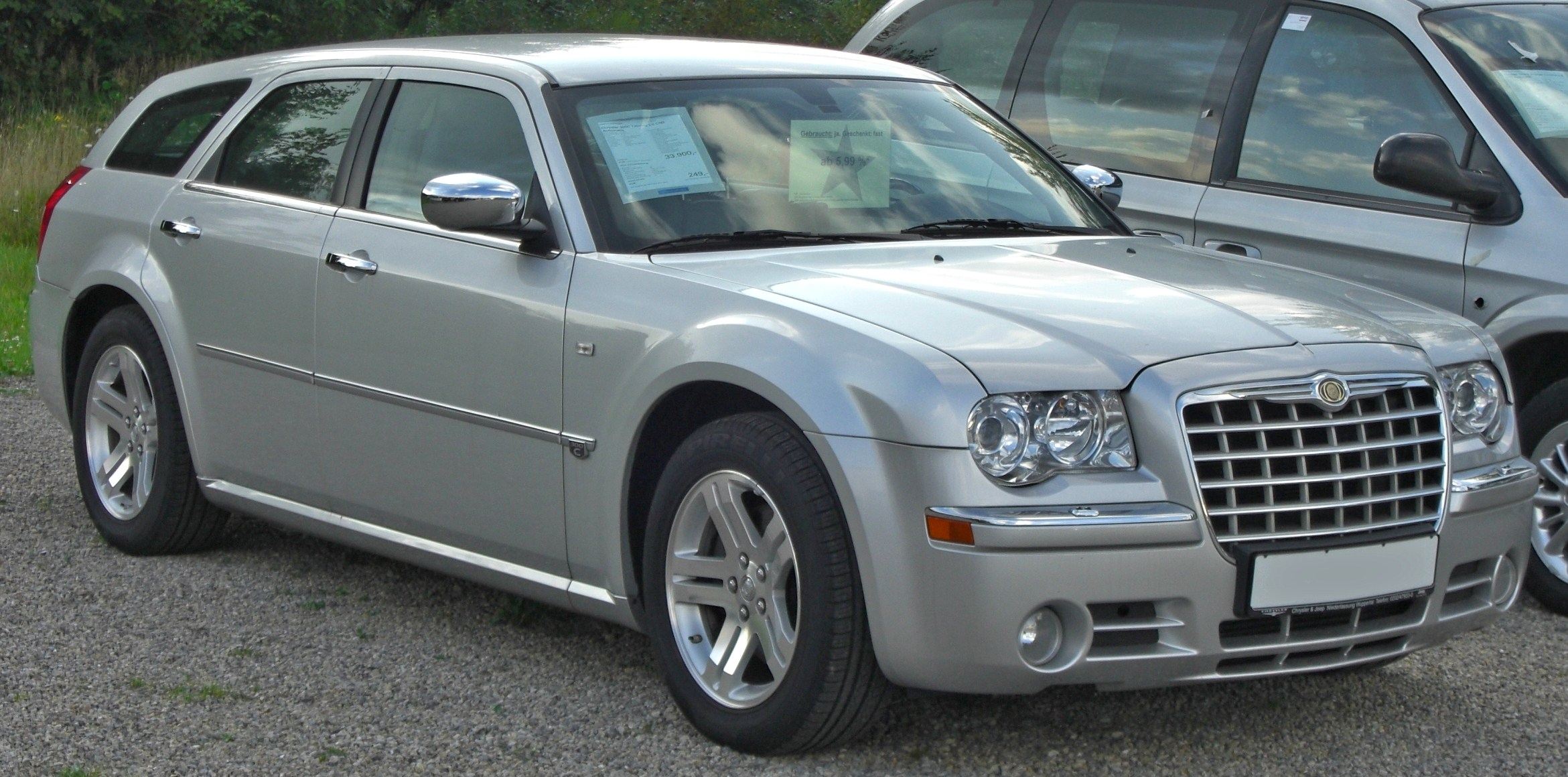 chrysler 300 c crd touring #3