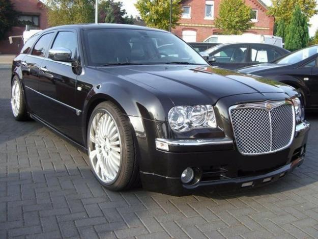 chrysler 300 c crd touring photos and comments. Black Bedroom Furniture Sets. Home Design Ideas