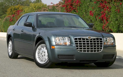 chrysler 300 touring awd #2