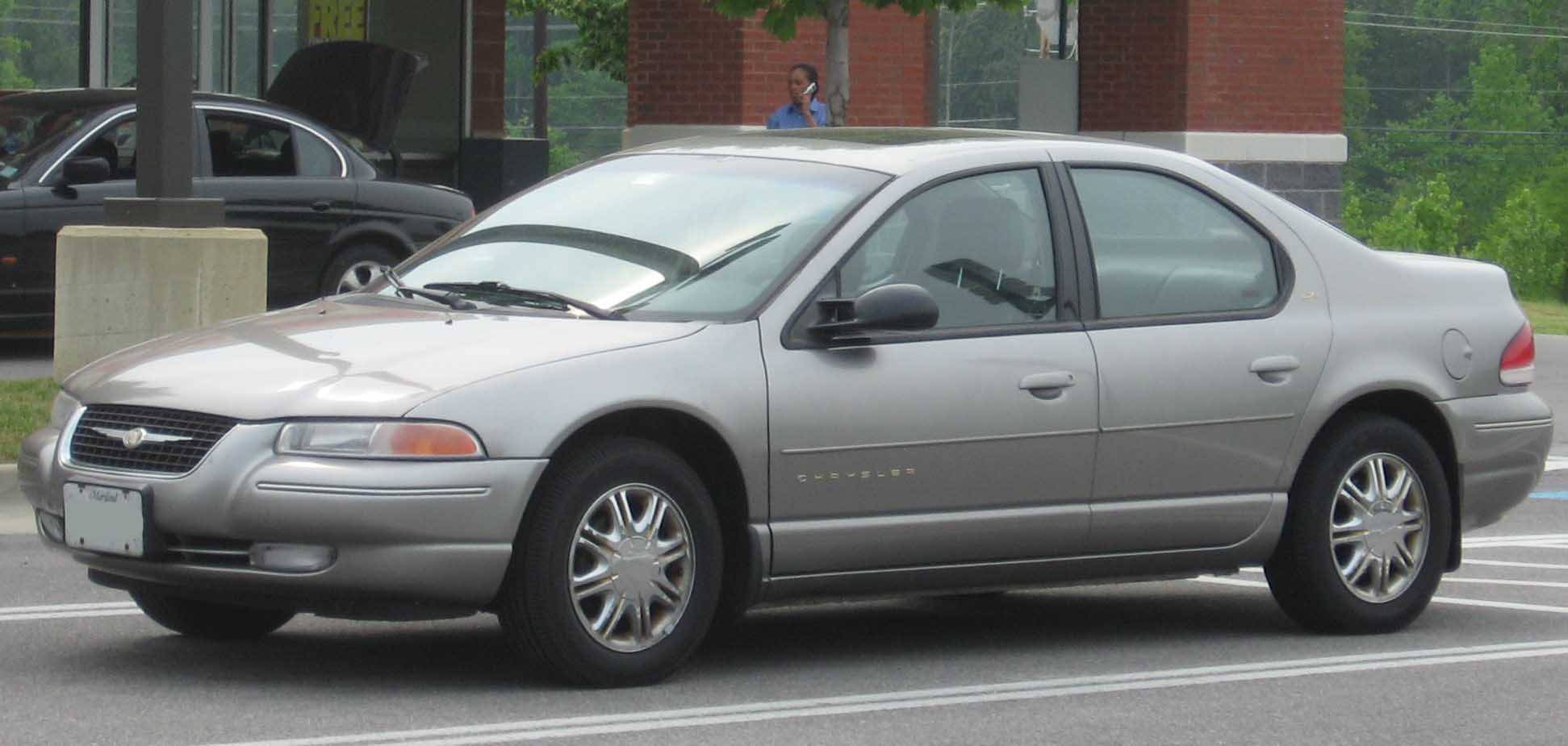 chrysler cirrus #2