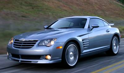 chrysler crossfire 3.2 coupe #1