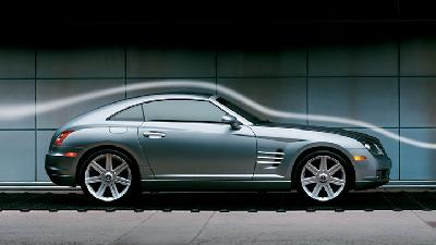 chrysler crossfire 3.2 coupe #2