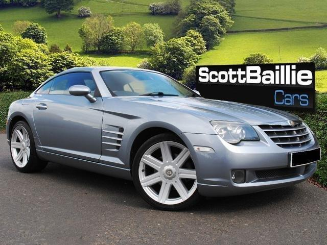 chrysler crossfire 3.2 coupe #4