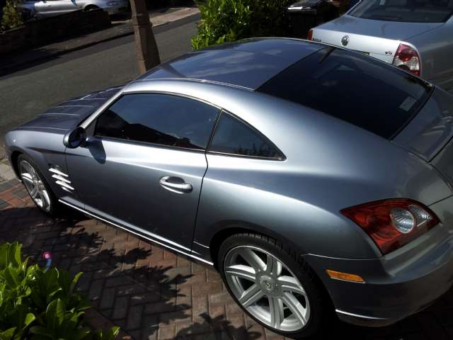 chrysler crossfire 3.2 coupe #5