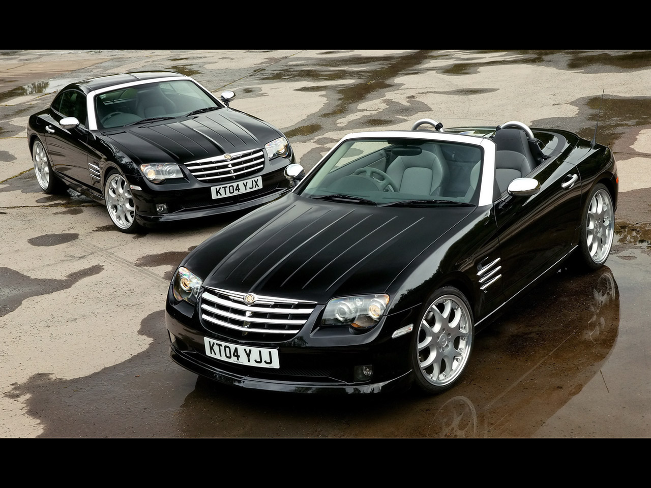 chrysler crossfire 3.2 coupe #7