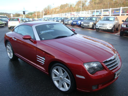 chrysler crossfire 3.2 coupe #8