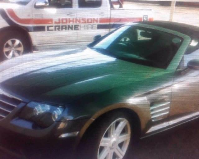 chrysler crossfire 3.2 v6 roadster #0